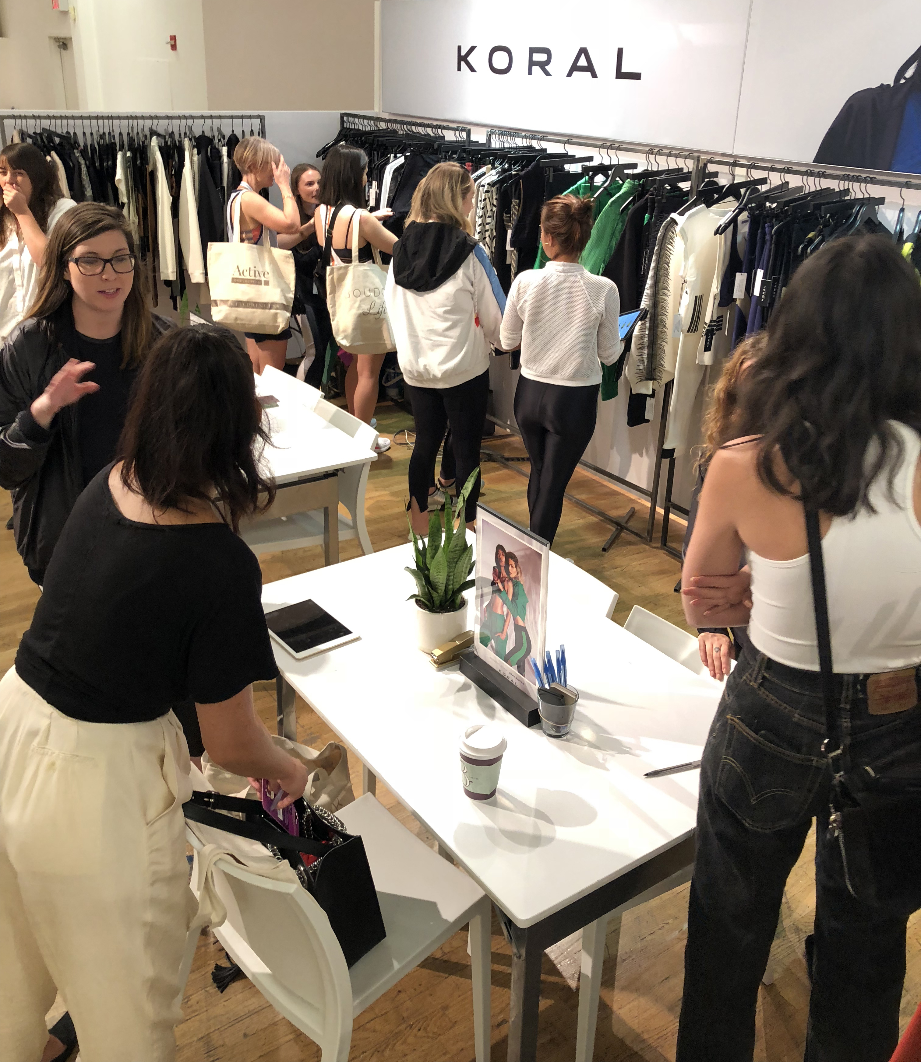 Where Fitness Meet Fashion The Premiere Activewear Trade Show