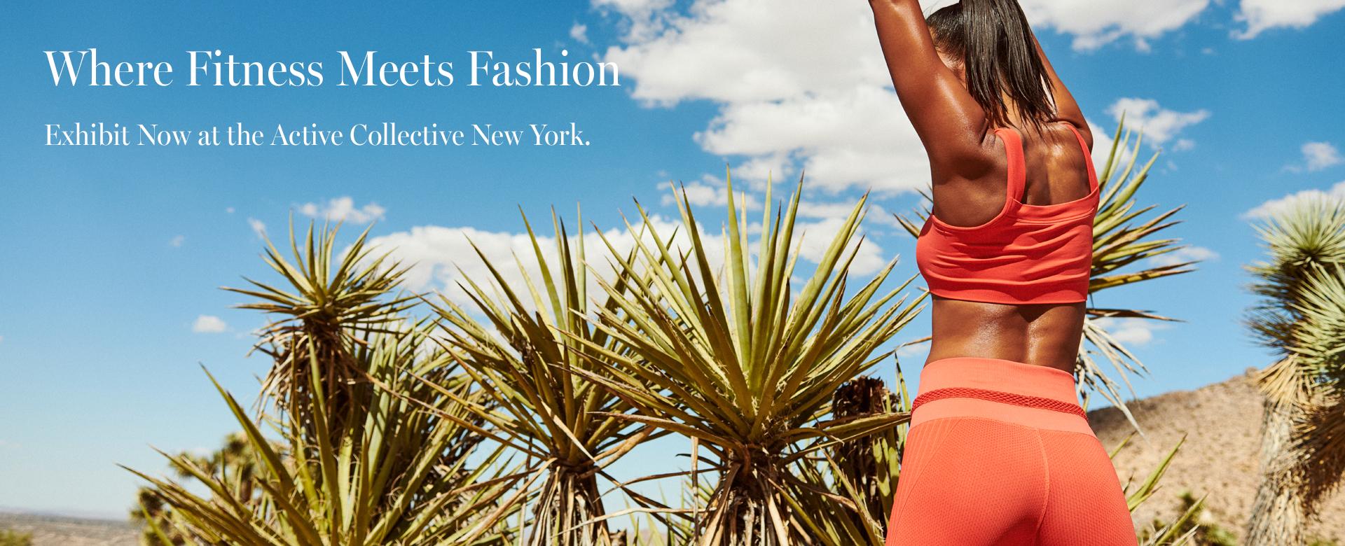 Active Collective   Fashion Activewear B2B Tradeshow